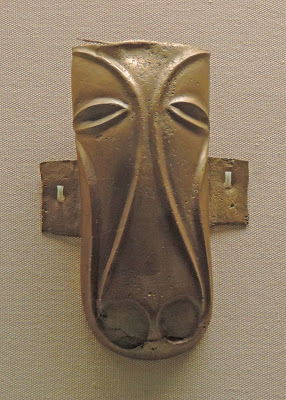 The Stanwick Horse Mask
