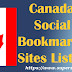 Free Social Bookmarking Sites List in Canada