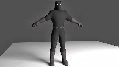 Jabari Dumisani - 3D Artist