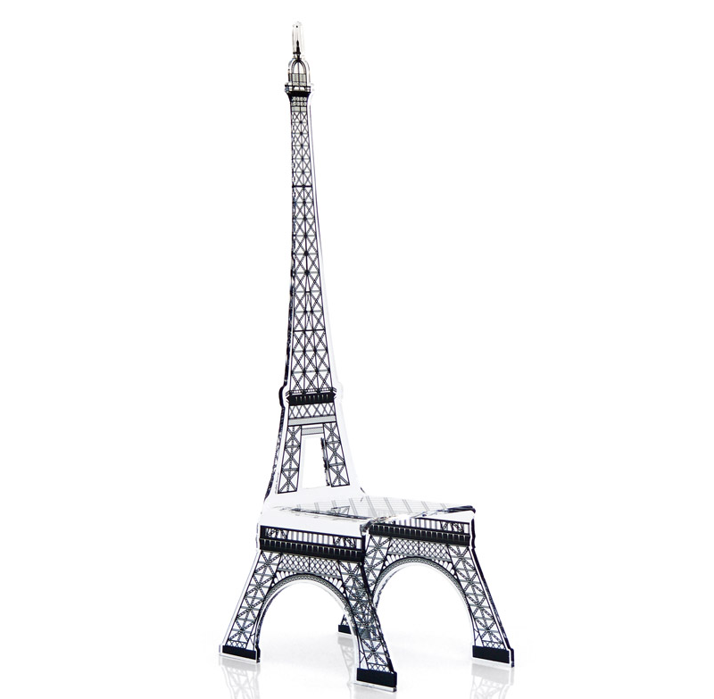 If it 39 s hip it 39 s here archives acrila modern acrylic for Chaise pied tour eiffel