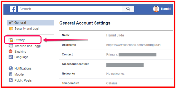 How To Make Facebook Timeline Private
