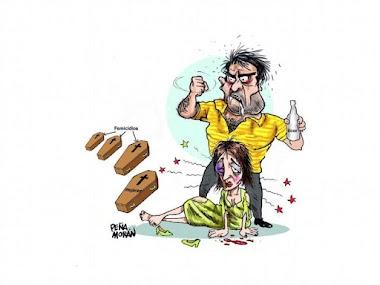 ¡Basta ya de violencia hacia la mujer! una Nota de Nuestra Secretaria General Nelva Reyes Barahona en Torno a la Violencia de Genero