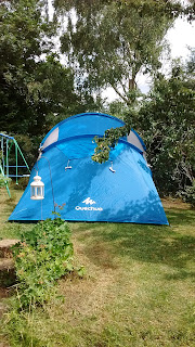 Our New Tent