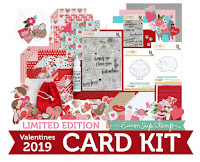 Limited Edition Valentine Card Kit!