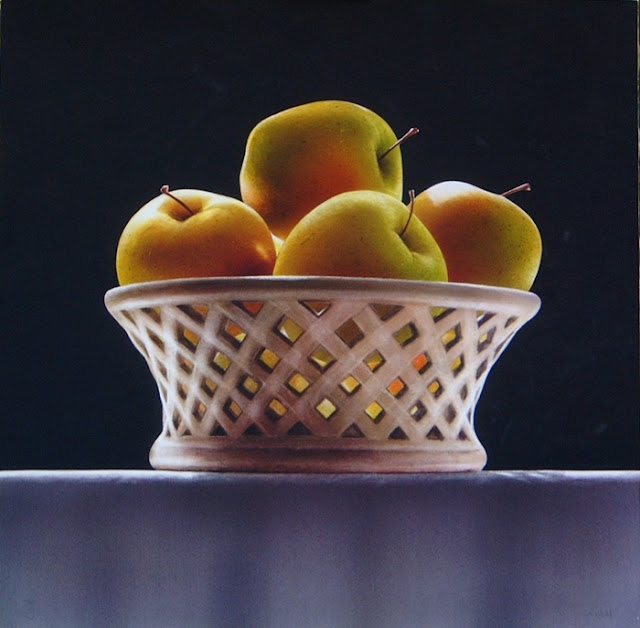 """Still Life Watercolor Paintings By """"Ottorino De Lucchi"""" 1951"""