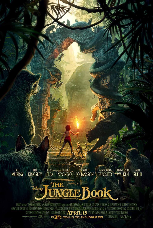 The Jungle Book (O Livro da Selva)