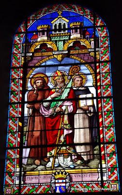 Ferrières-sur-Sichon, Allier, Auvergne, église saint Désir