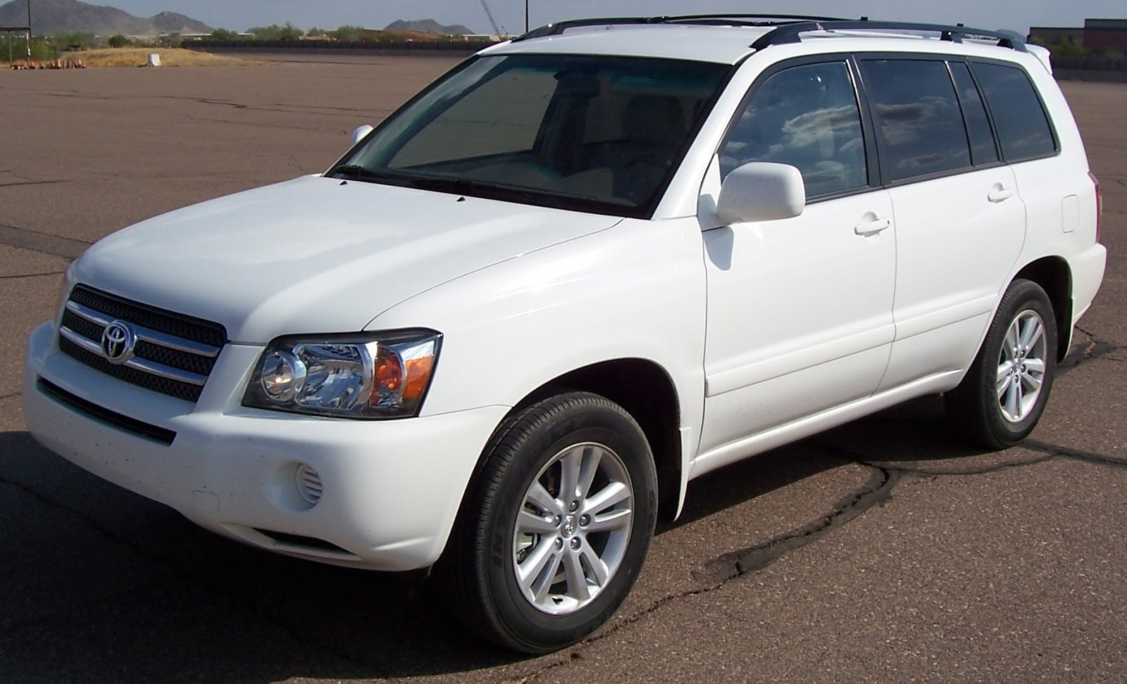 2002 Toyota Highlander owners manual