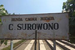 Wisata Sejarah Candi Surowono Kediri