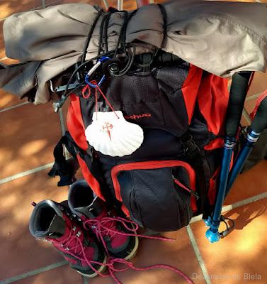 O que levar na mochila para o Caminho Português de Santiago