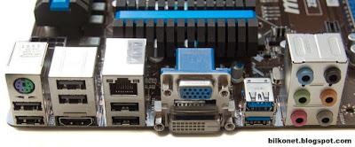 Komponen Komponen Motherboard Beserta Fungsinya