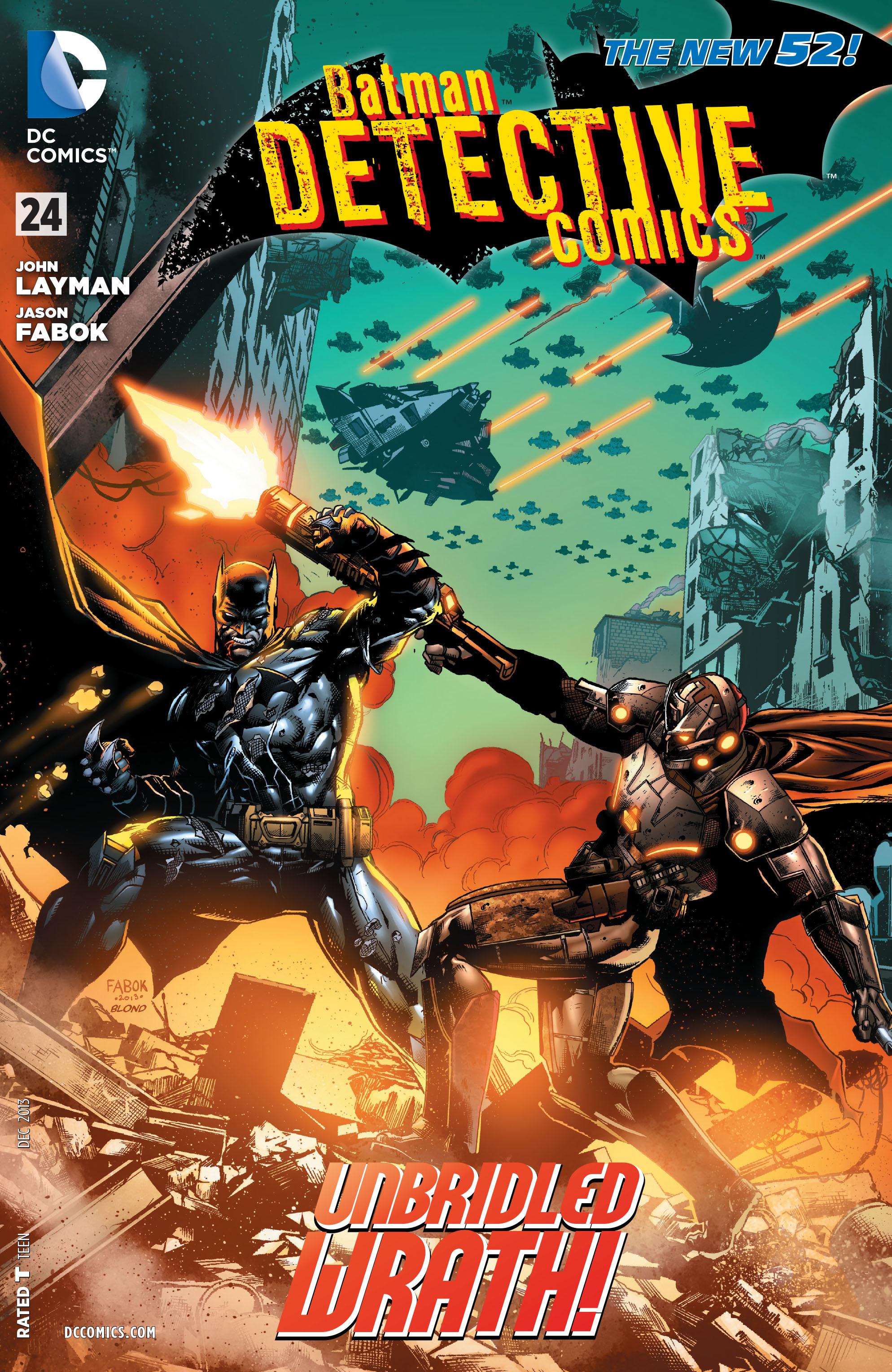 Detective Comics (2011) 24 Page 1