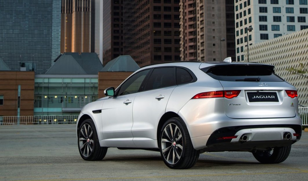 2018 jaguar f pace svr. exellent pace 2018 jaguar fpace svr price and release date for jaguar f pace svr