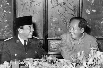 Soekarno dan Mao Zedong