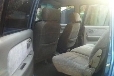 Interior Kabin Chevrolet Tavera