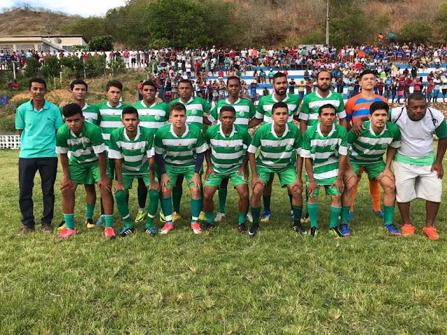 Agitação e vitória da Rocinha, marcam a abertura do 13° Campeonato de Futebol Amador de Piranhas