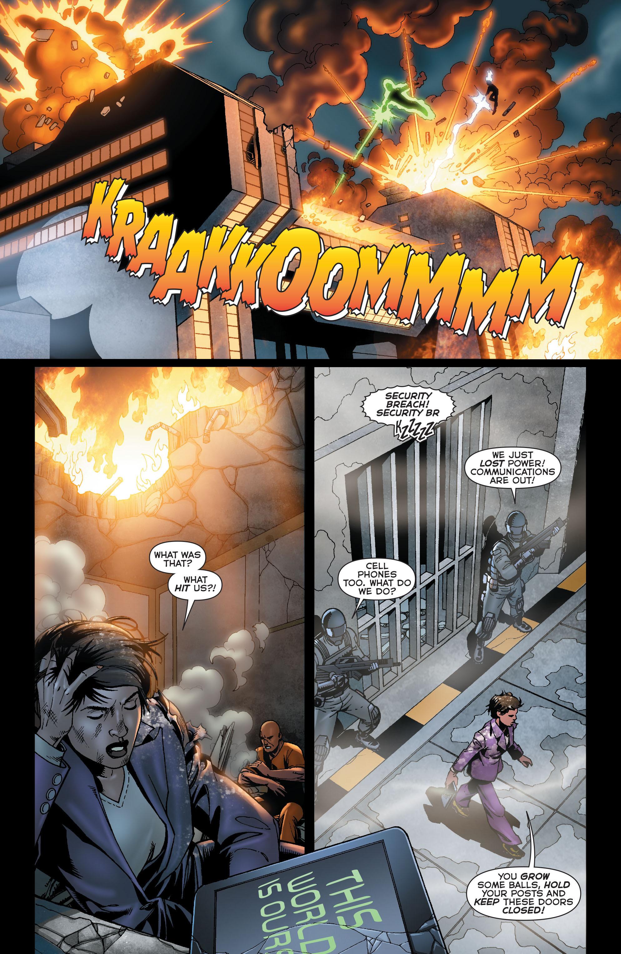 Read online Aquaman (2011) comic -  Issue #23.1 - 5