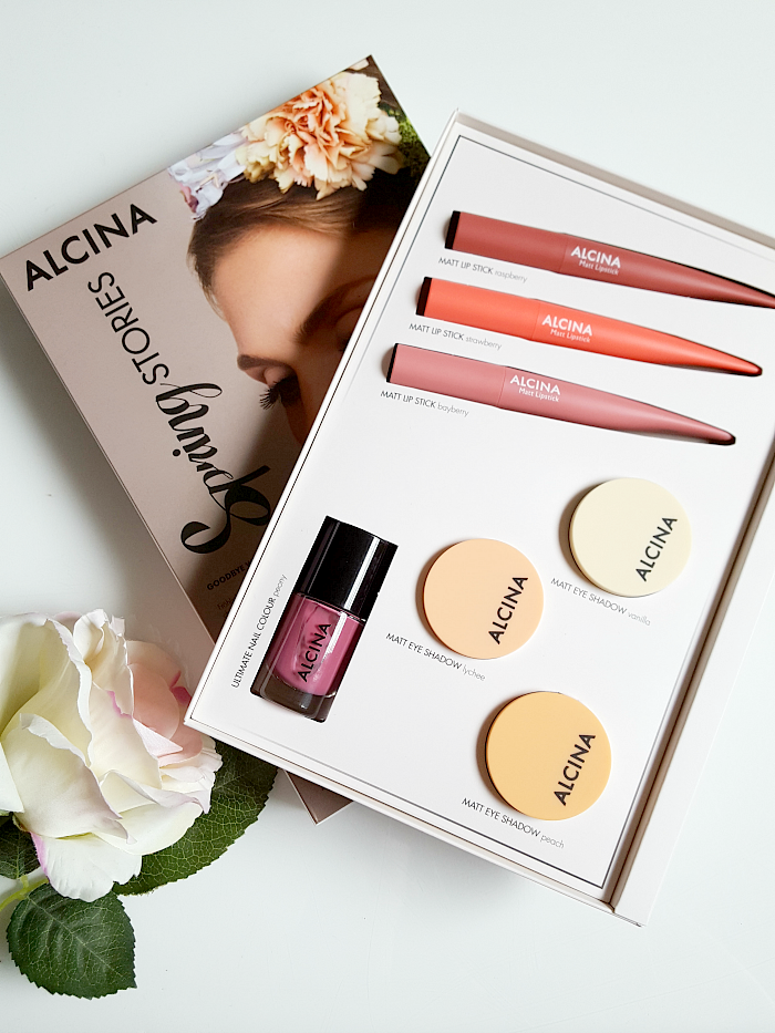 ALCINA - Spring Stories Makeup Collection 2017 - Review & Swatches