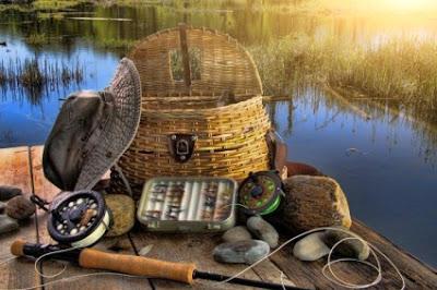 Ψάρια ψάρεμα και δολώματα: Παλιές μέθοδοι ψαρέματος