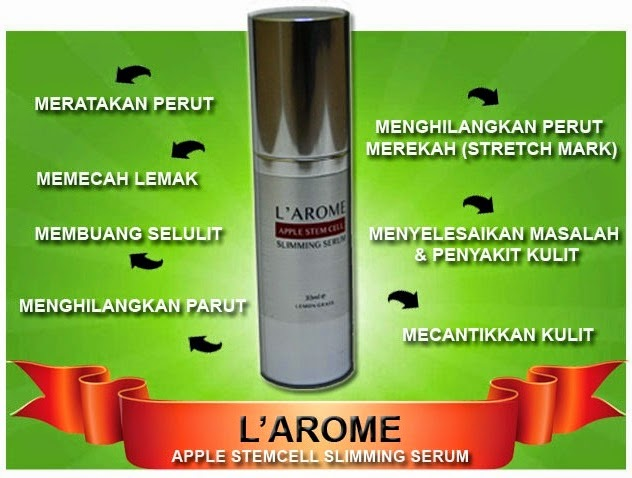 L'arome Apple Stem Cell