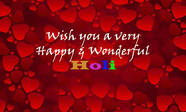 happy holi hd image 2019