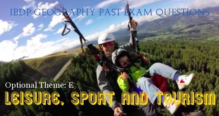 sport leisure tourism