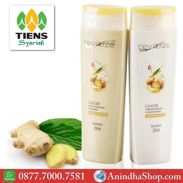 Shampoo & Conditioner Extract Jahe