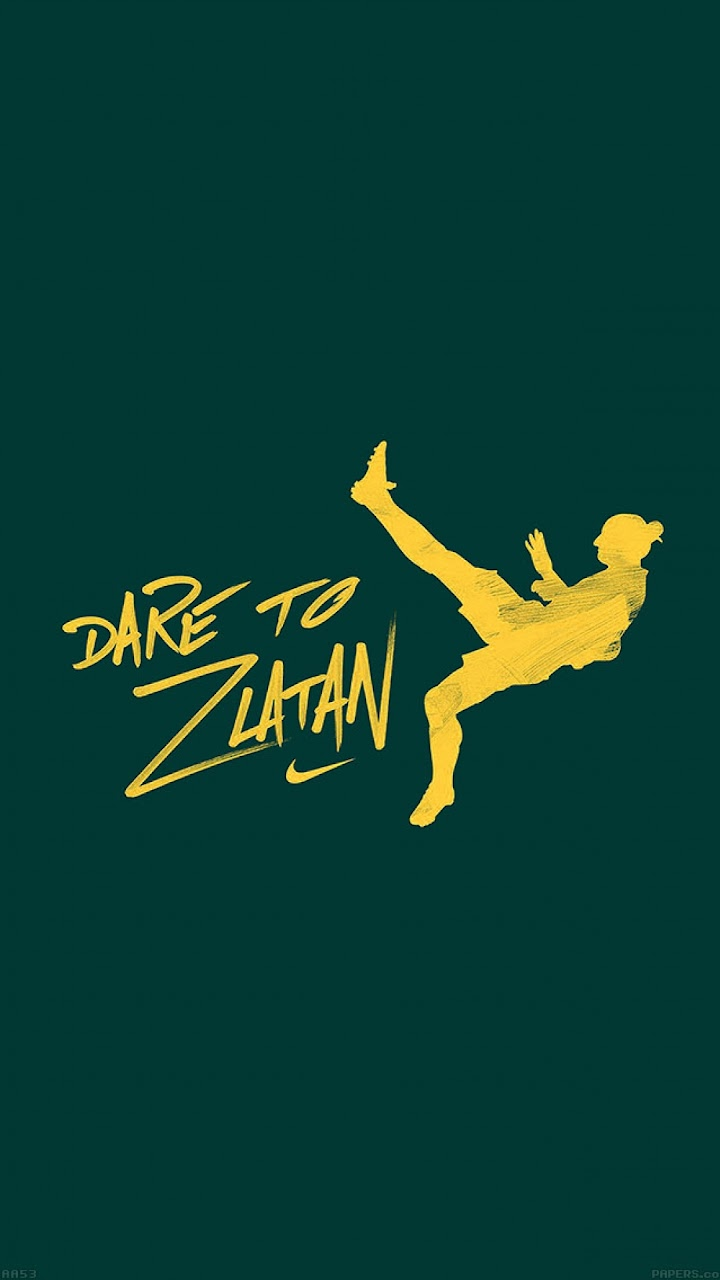 Android Best Wallpapers Dare To Zlatan Football Android Best Wallpaper