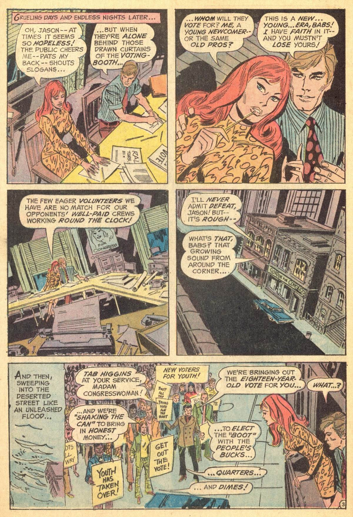 Detective Comics (1937) 423 Page 29