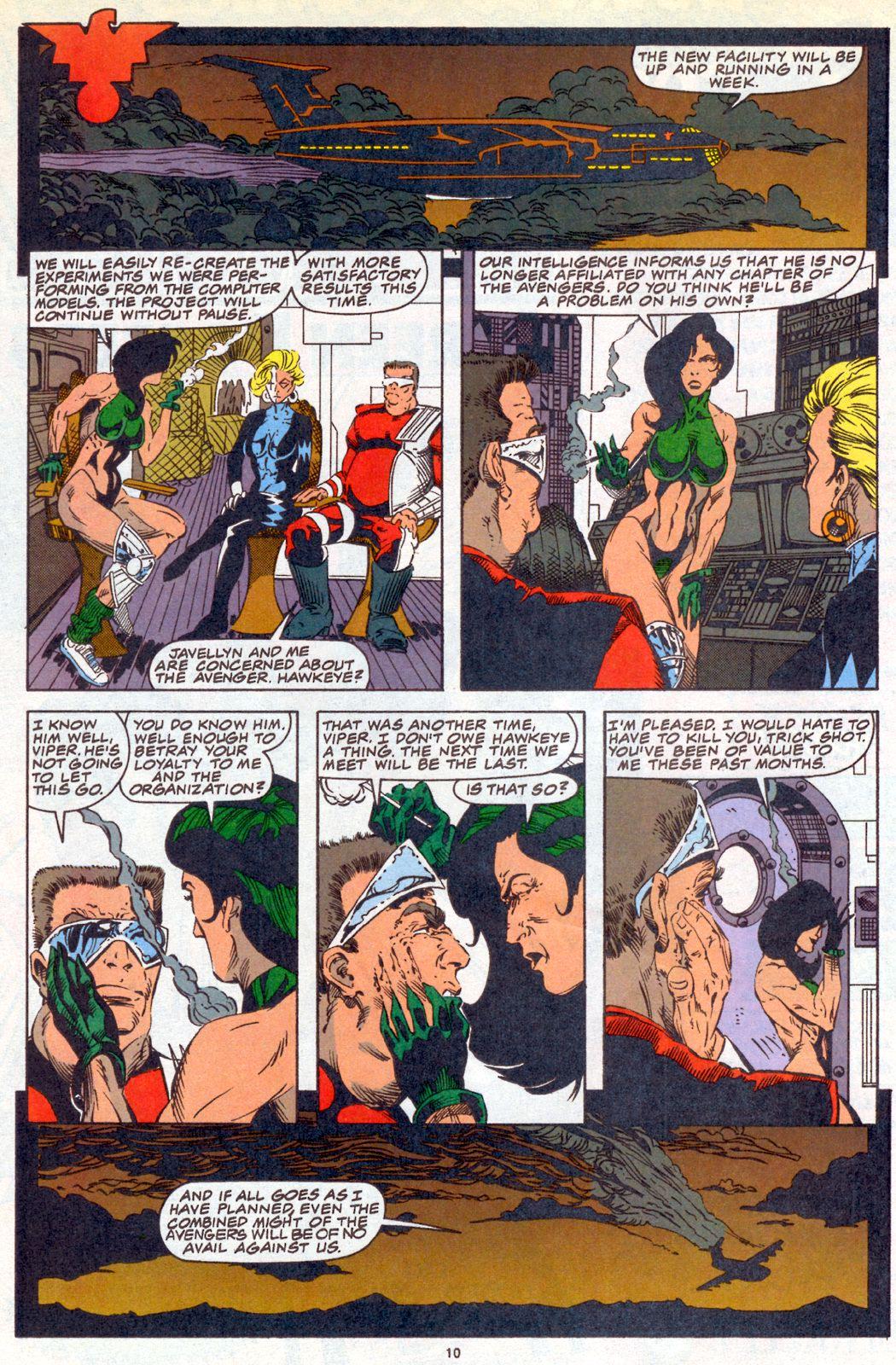 Hawkeye (1994) Issue #3 #3 - English 7