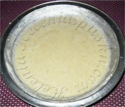 как приготовить черничный пирог