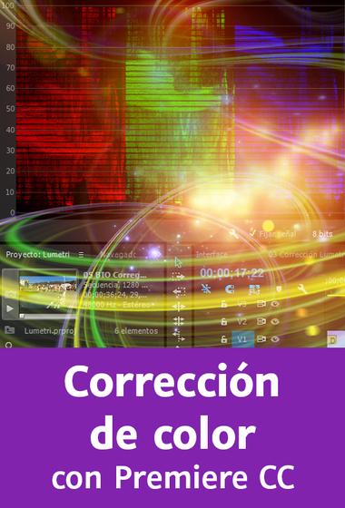 Video2Brain: Corrección de color con Premiere CC – 2015