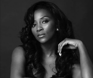 Beautiful African women Genevieve Nnaji