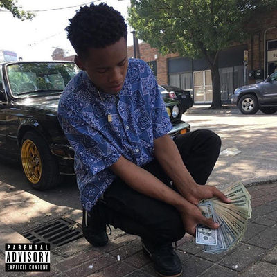 Tay-K - Santana World - Album Download, Itunes Cover, Official Cover, Album CD Cover Art, Tracklist
