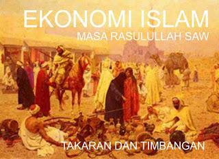 Sistem Ekonomi Islam: Neraca dan Timbangan Pasar Madinah