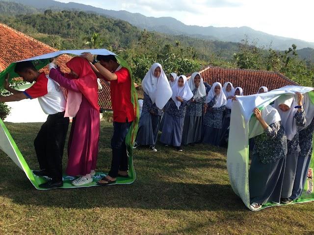 Pererat Ukuwah, Alumni dan Pengurus IRMAS Bustanul Ulum Selenggarakan Outbound