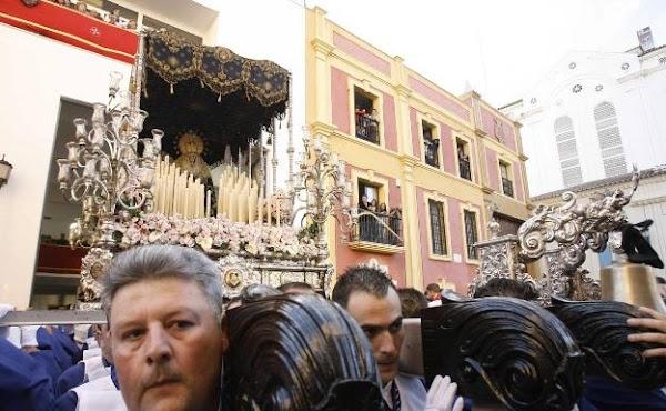 La Virgen de la Estrella de Málaga saldrá en procesión extraordinaria el próximo 15 de junio