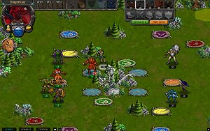 WarMage Battlegrounds F2P browser strategy game