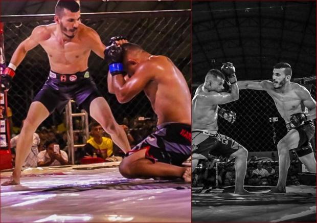 Murílio Chacal vence Janailson 'o arrogante' na 6ª edição da Batalha FC
