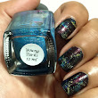Glamo Nails: Fall Dry Polish Nail Art