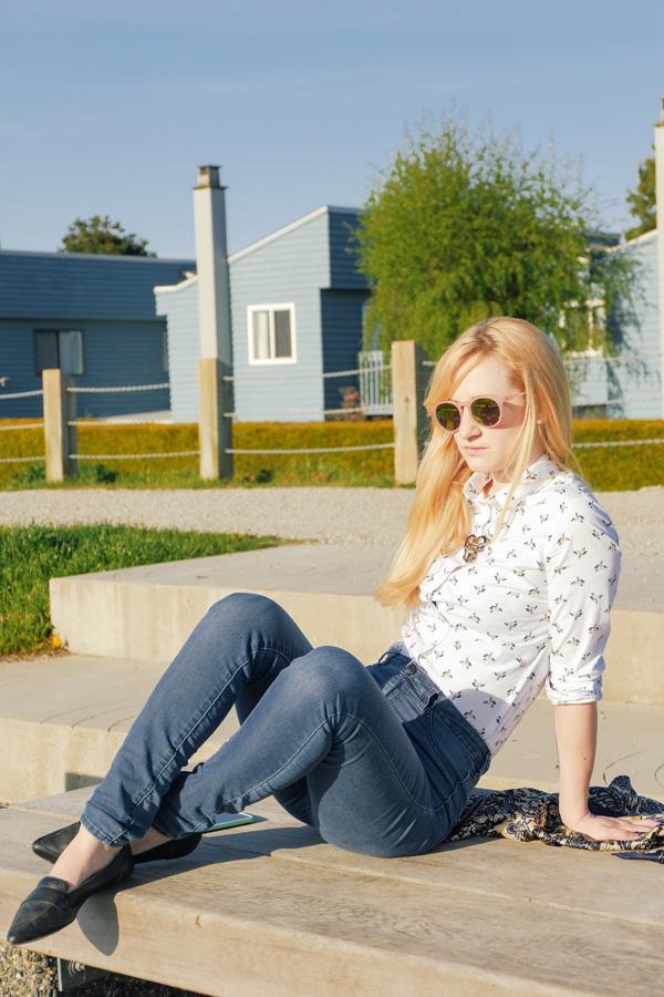 simple casual fashion blog