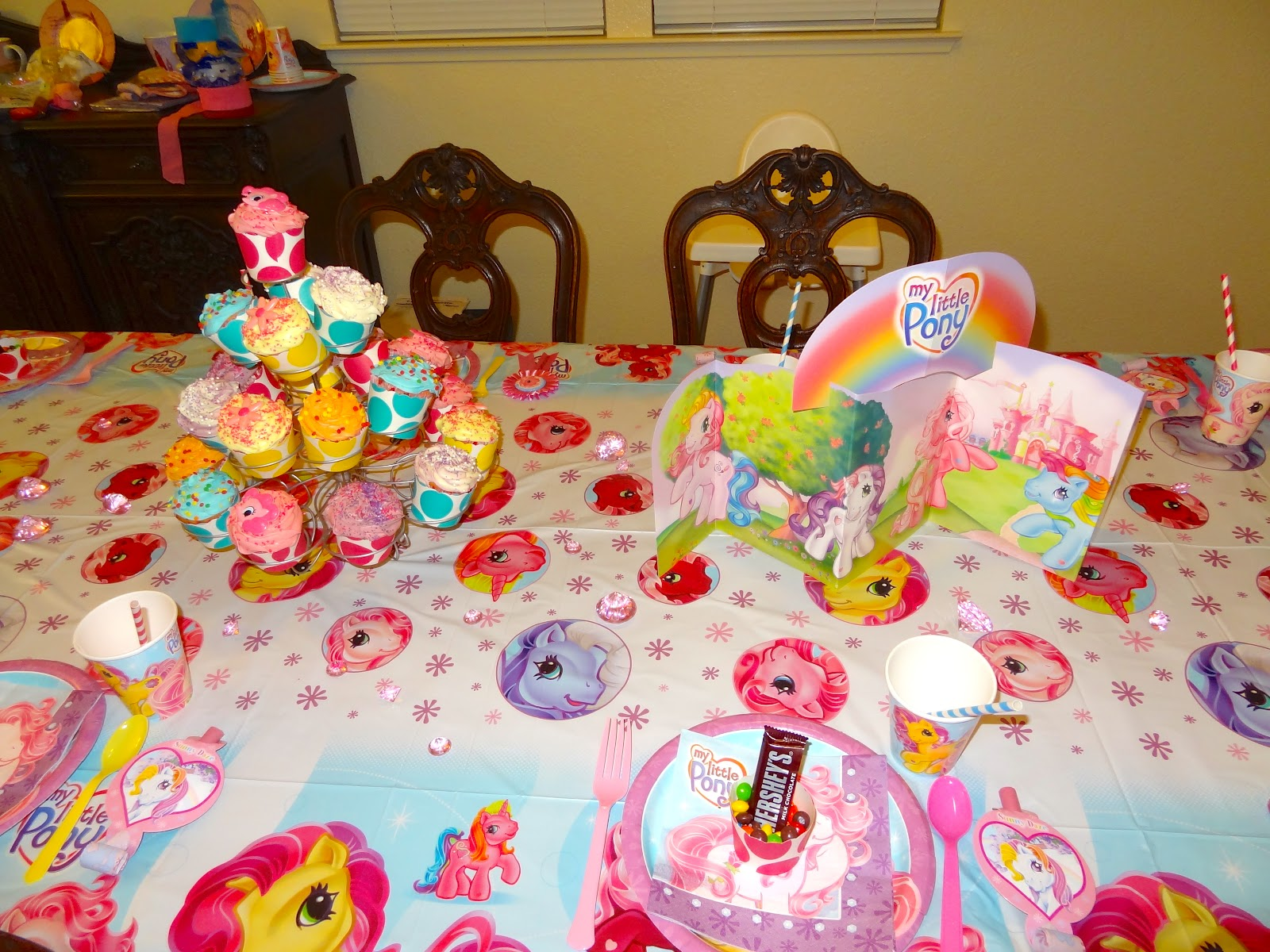 My Little Pony Cake Decorating Supplies