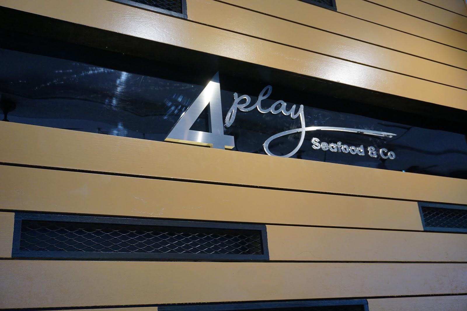 4PLAY SEAFOOD & CO PUBLIKA