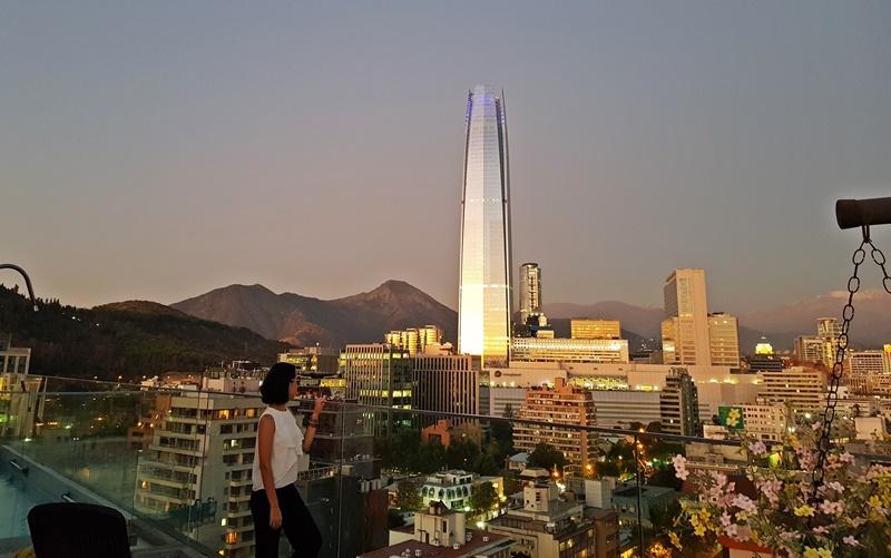 Onde ficar em Santiago providencia