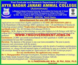 ayya-nadar-college-jrf-posts