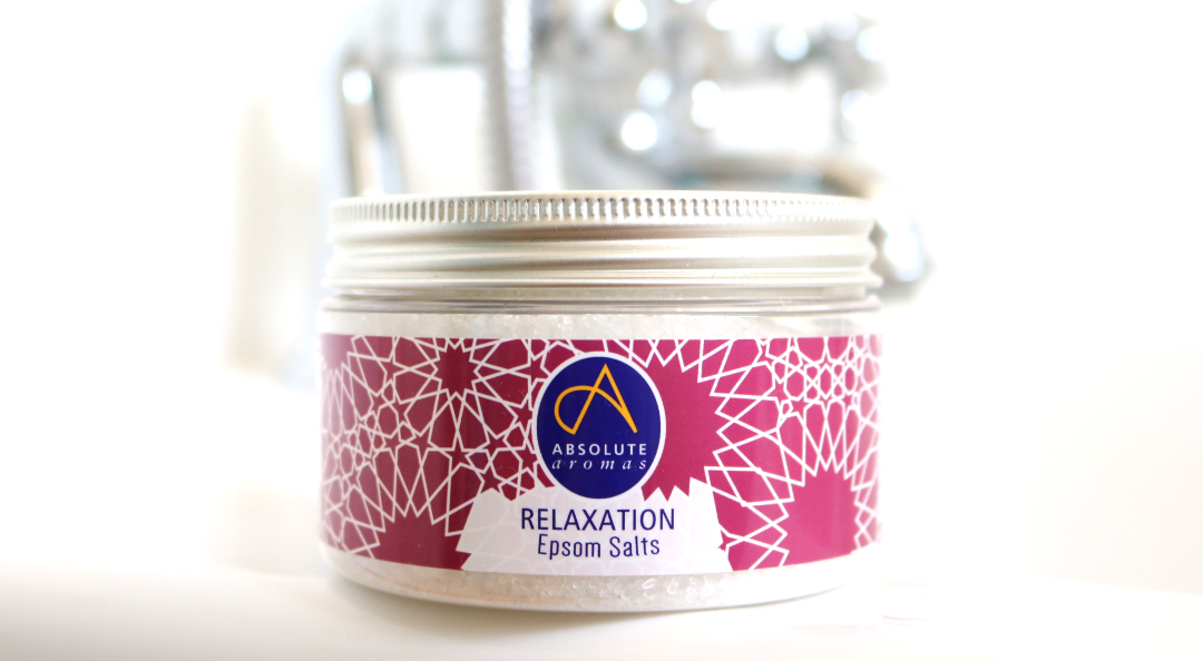 Absolute Aromas Relaxation Epsom Bath Salts review