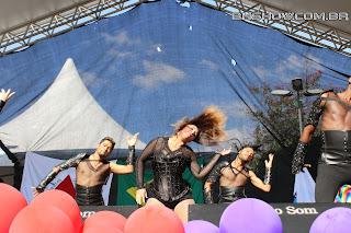 IMG 9805 - 13ª Parada do Orgulho LGBT Contagem reuniu milhares de pessoas