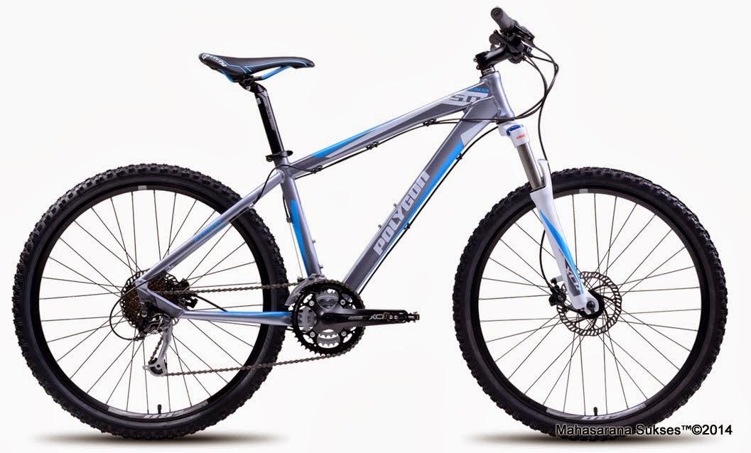 Sepeda Gunung Polygon Xtrada 5.0
