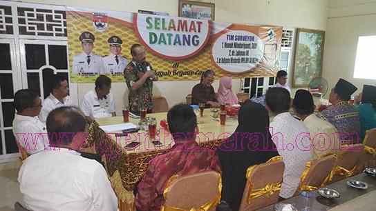 Tim Kemenkes Lakukan Penilaian Terhadap Puskesmas Panggungjaya
