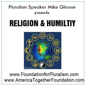 Talk on Religion and Humility